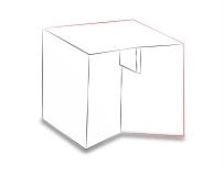 , Displaysäulen aus Pappe