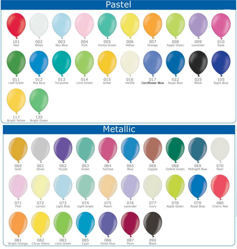 Luftballon Polnische Druckerei